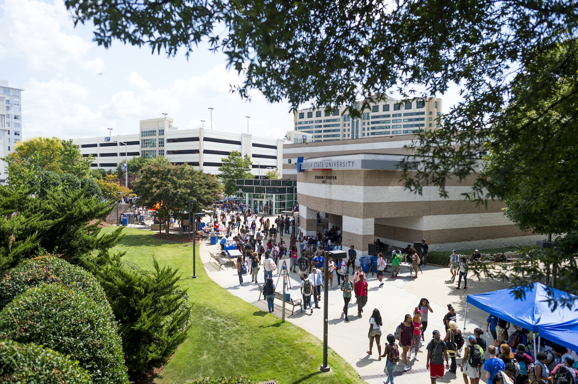 10 Buildings You Need to Know at Georgia State University