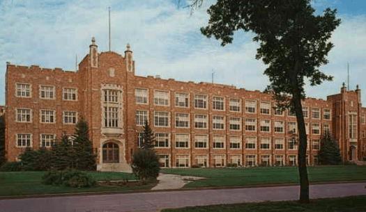Merrifield Hall  exterior image