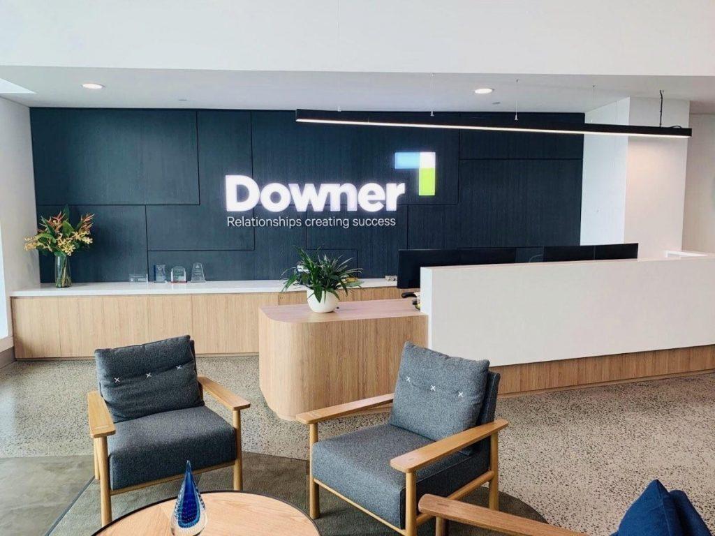 downer australia head office