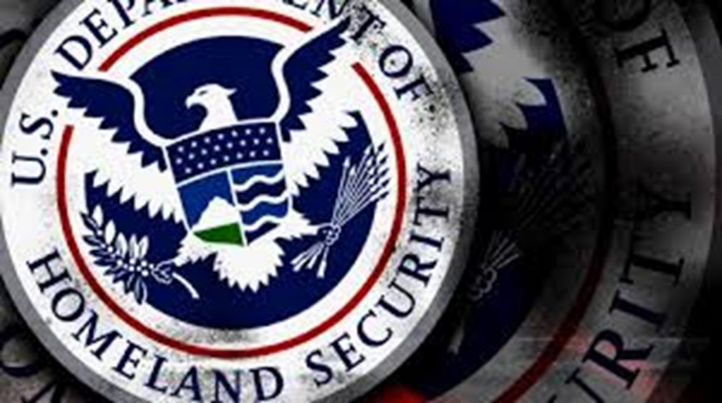 homeland security seal