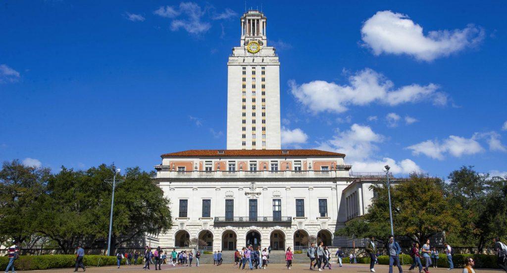 students university of texas austin campus