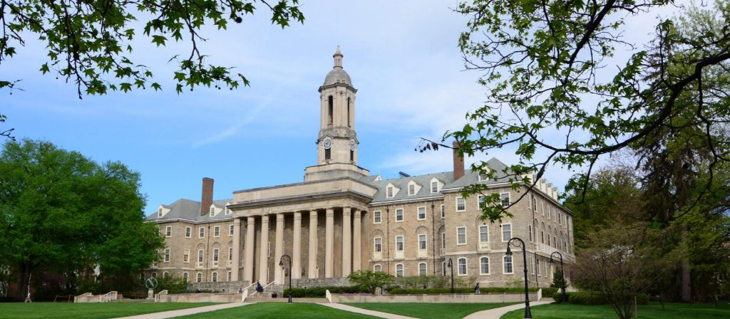 pennsylvania state university, university park campus