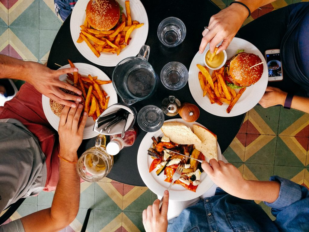 discounts on food and restaurants in the US