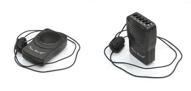 two handheld radios