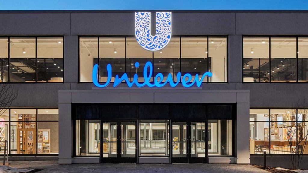 unilever australia head office