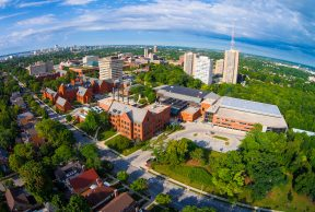 10 Buildings at the University of Wisconsin - Milwaukee