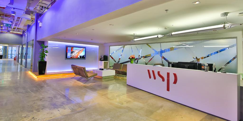 WSP australia head office