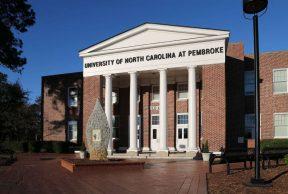 Top 10 Buildings at the University of North Carolina at Pembroke