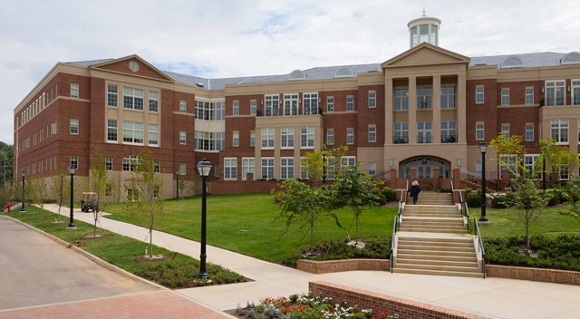 The Kyle Hall at Radford University
