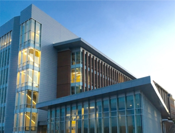 The Center for the Sciences at Radford University
