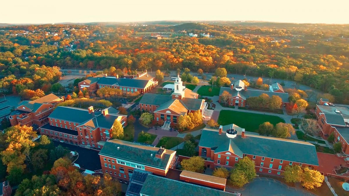 10 Buildings You Need to Visit at Bentley University