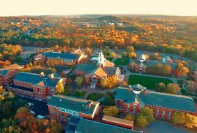 10 Buildings You Need to Know at Bentley University