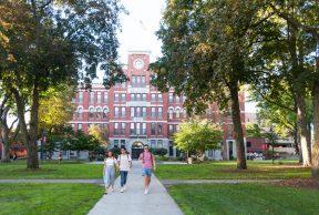 10 Different Buildings at Clark University
