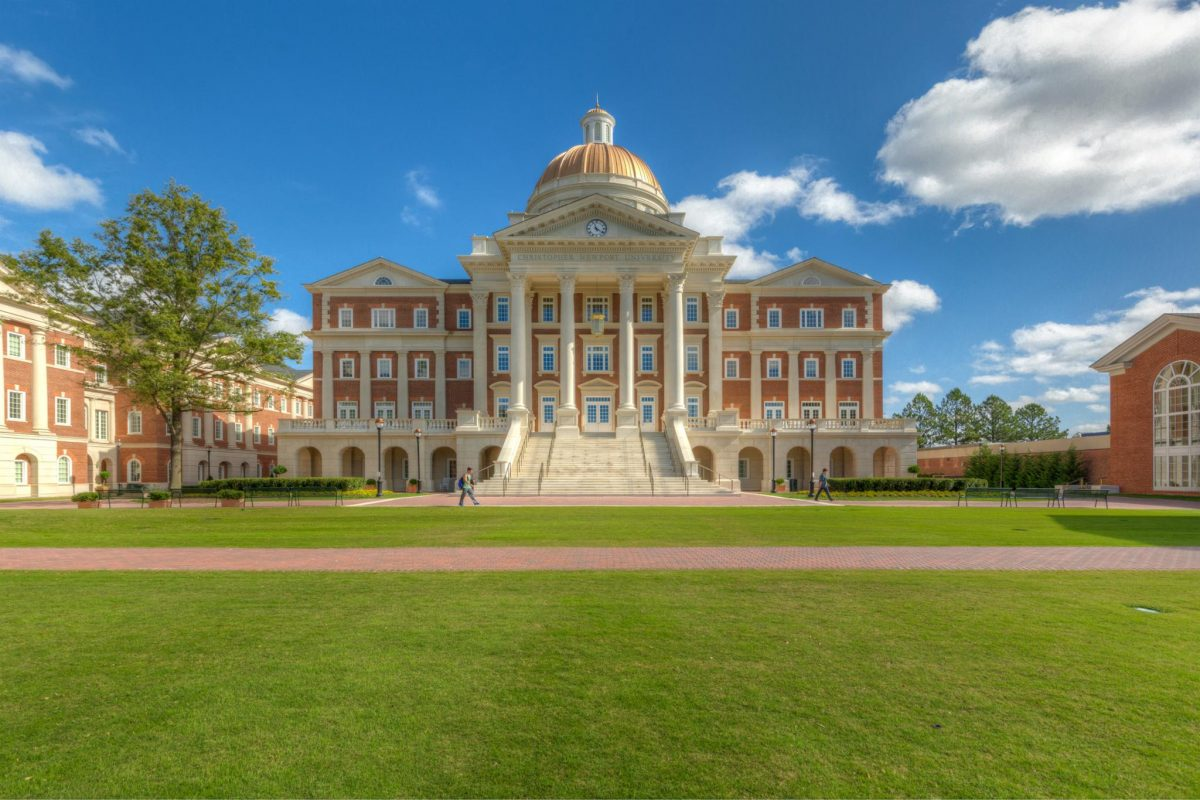 10 Buildings You Need to Know at Christopher Newport University
