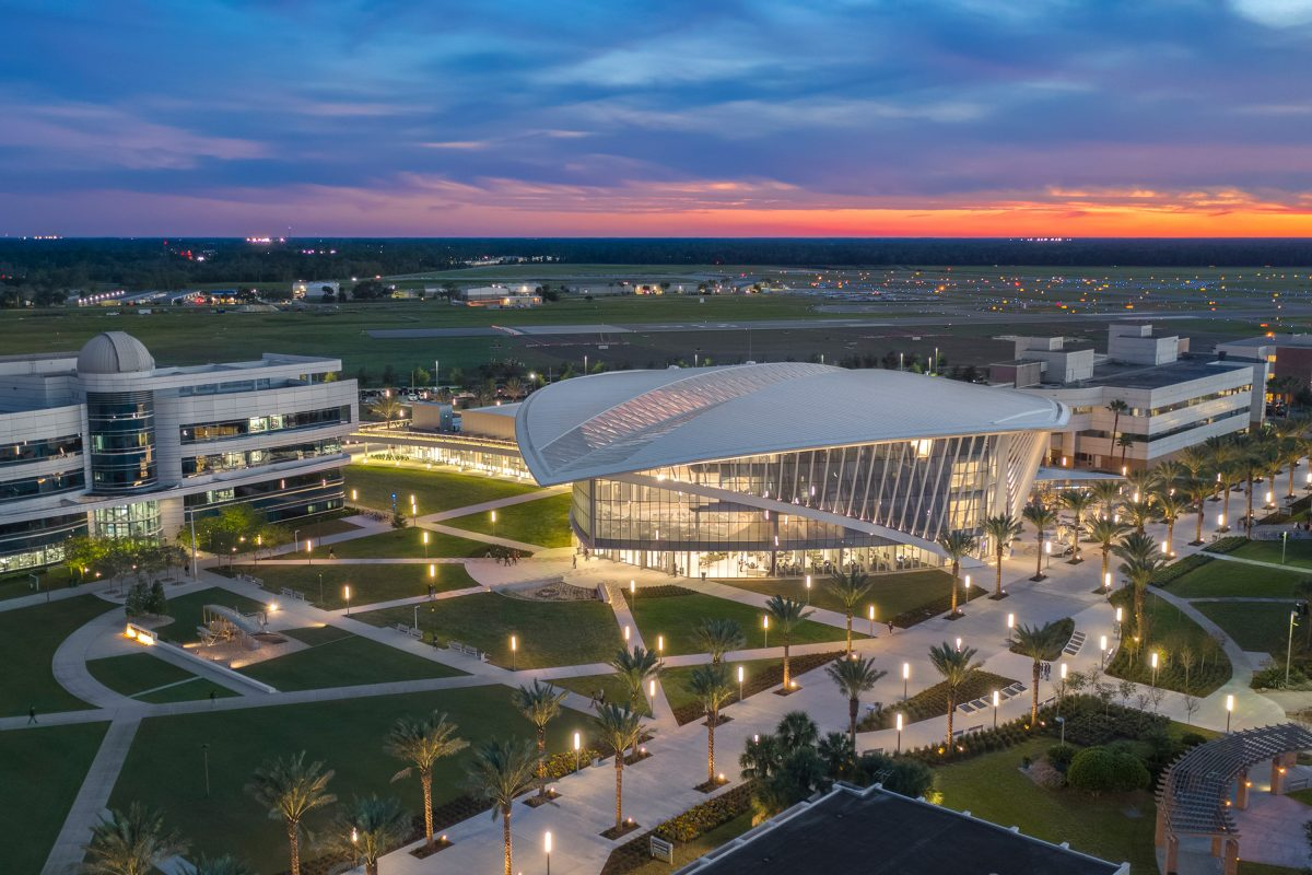 Top 10 Buildings You Need to Know at Embry-Riddle Aeronautical University
