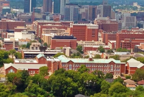 10 Buildings You Need to Know at the University of Alabama at Birmingham