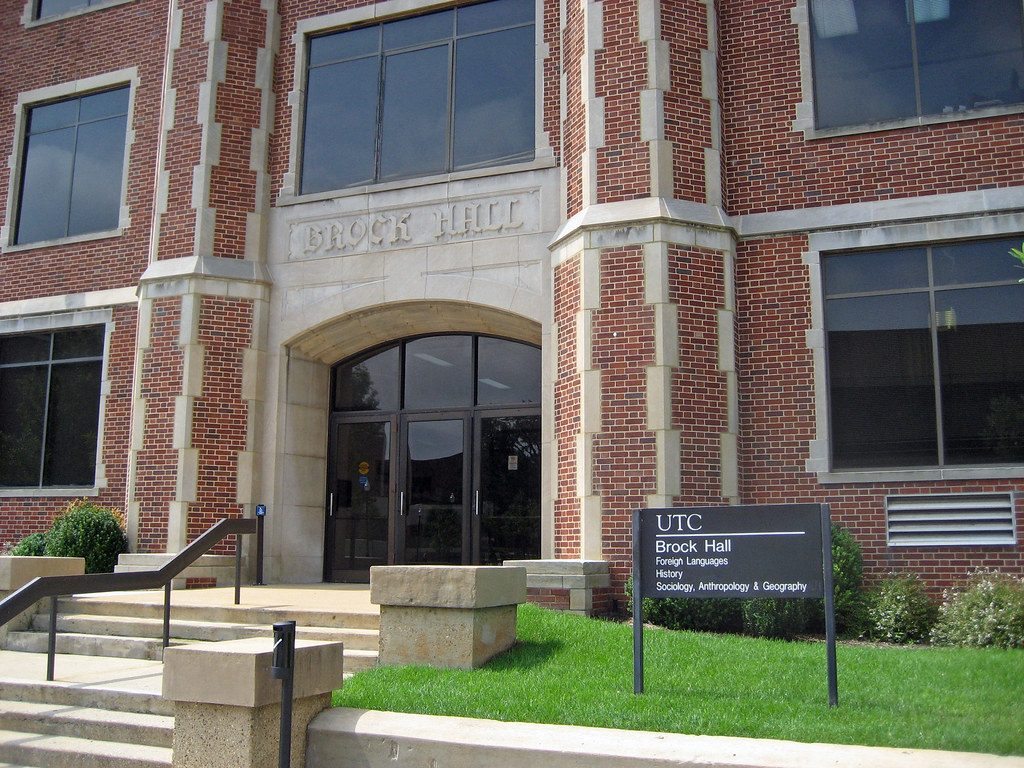 The Brock Hall at UTC