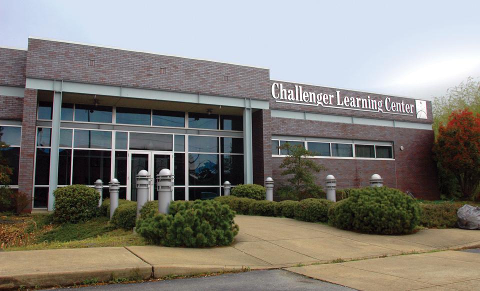 The Challenger STEM Learning Center