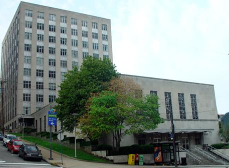 The Rockwell Hall at Duquesne University.