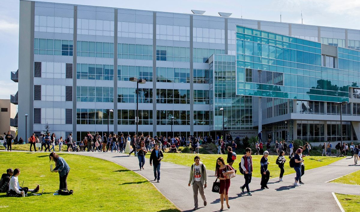 10 Buildings You Need To Know At San Francisco State University