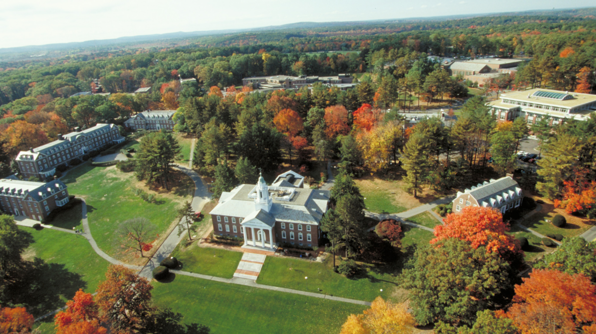 10 Buildings You Need to Know about at Babson College