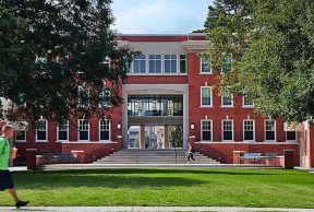 Top 10 buildings at the University of North Carolina at Greensboro