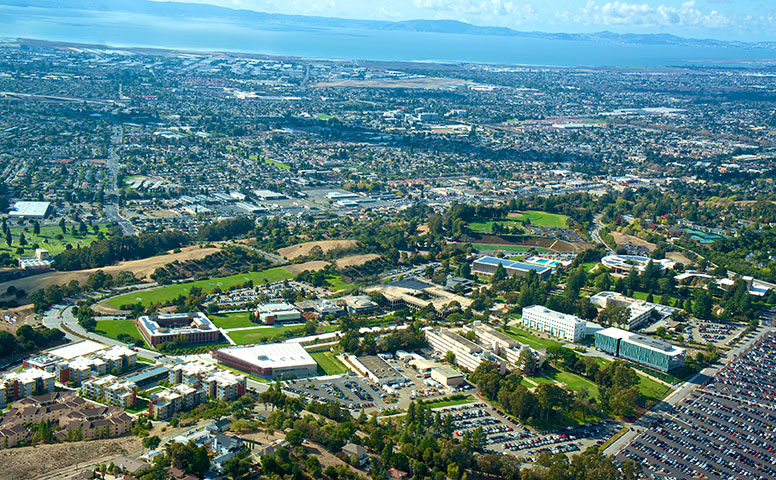 10 Buildings You Need to Know at California State University- East Bay