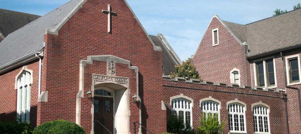 The Danforth Chapel at UTC