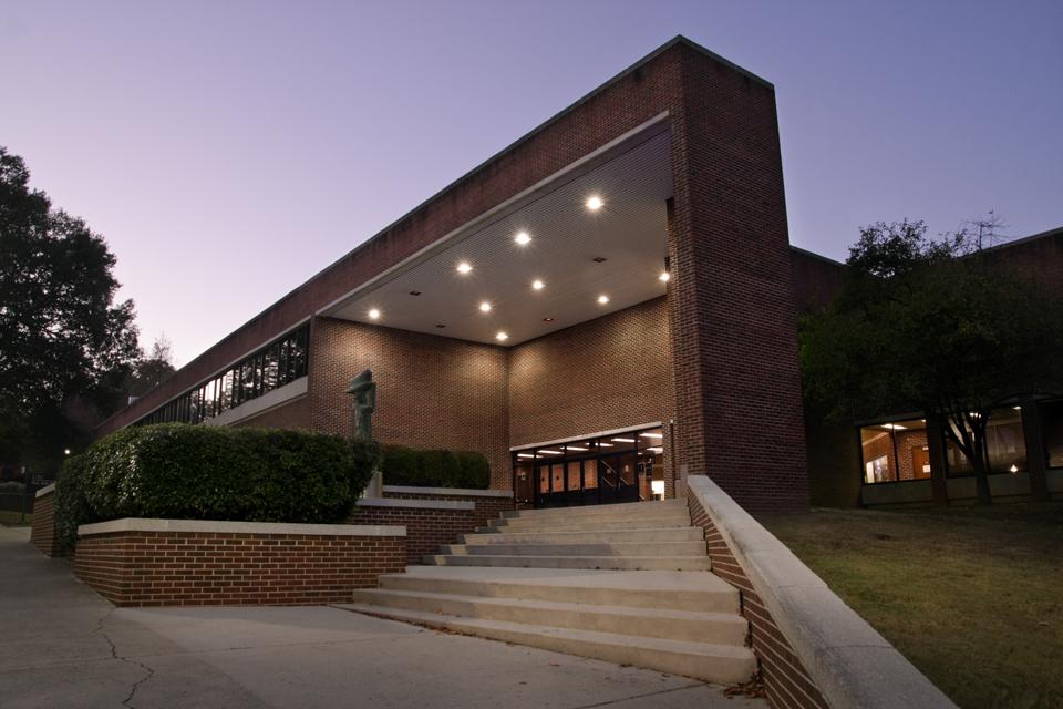 The Fine Arts Center at UTC