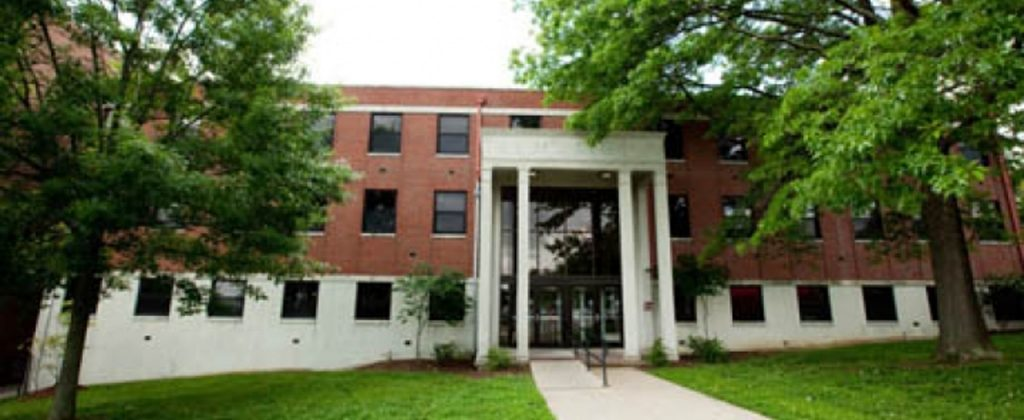 Main Music Building at EKU - Foster Music building.