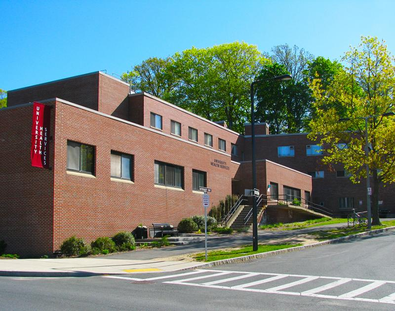 University Health Services at UMass Amherst