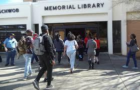 A look at Schwob Memorial Library