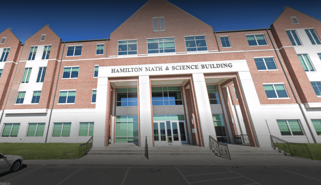 The Hamilton Math and Science Building