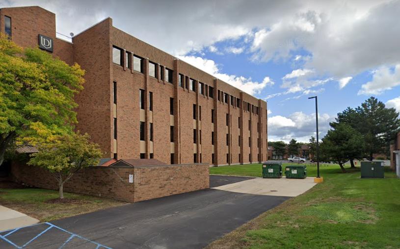 The Detroit - Warren Campus Building