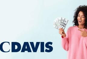 400+ Student Discounts at UC Davis