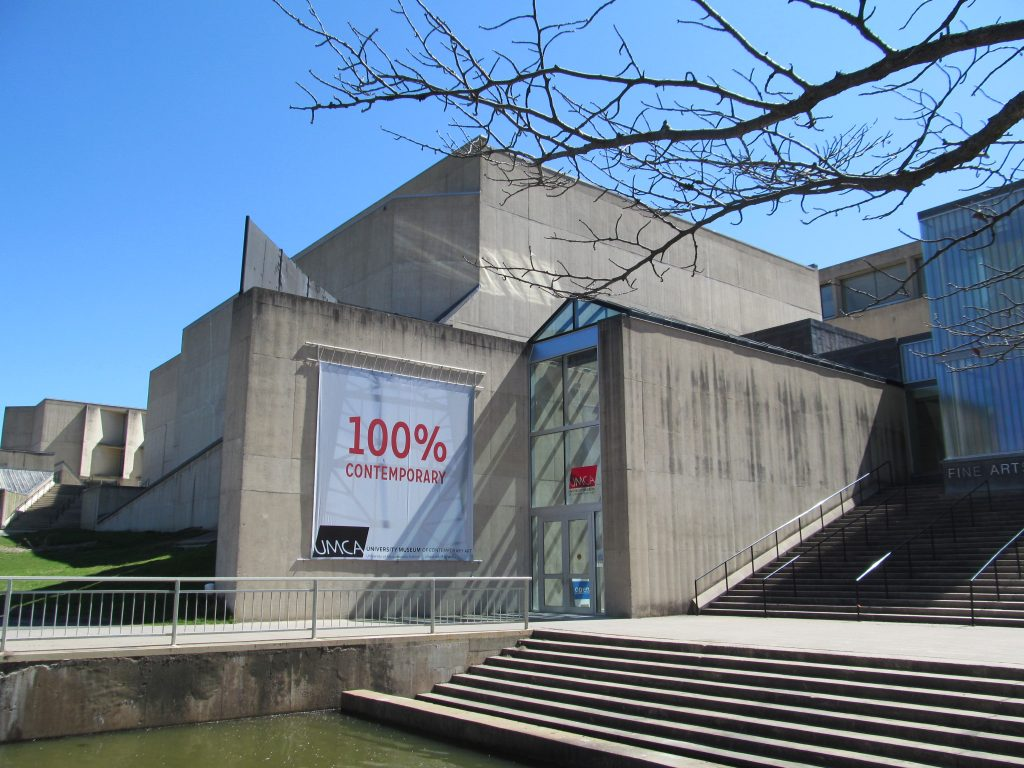 The University Museum of Contemporary Art at UMass Amherst