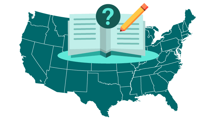 Which States Have the Most Homework?