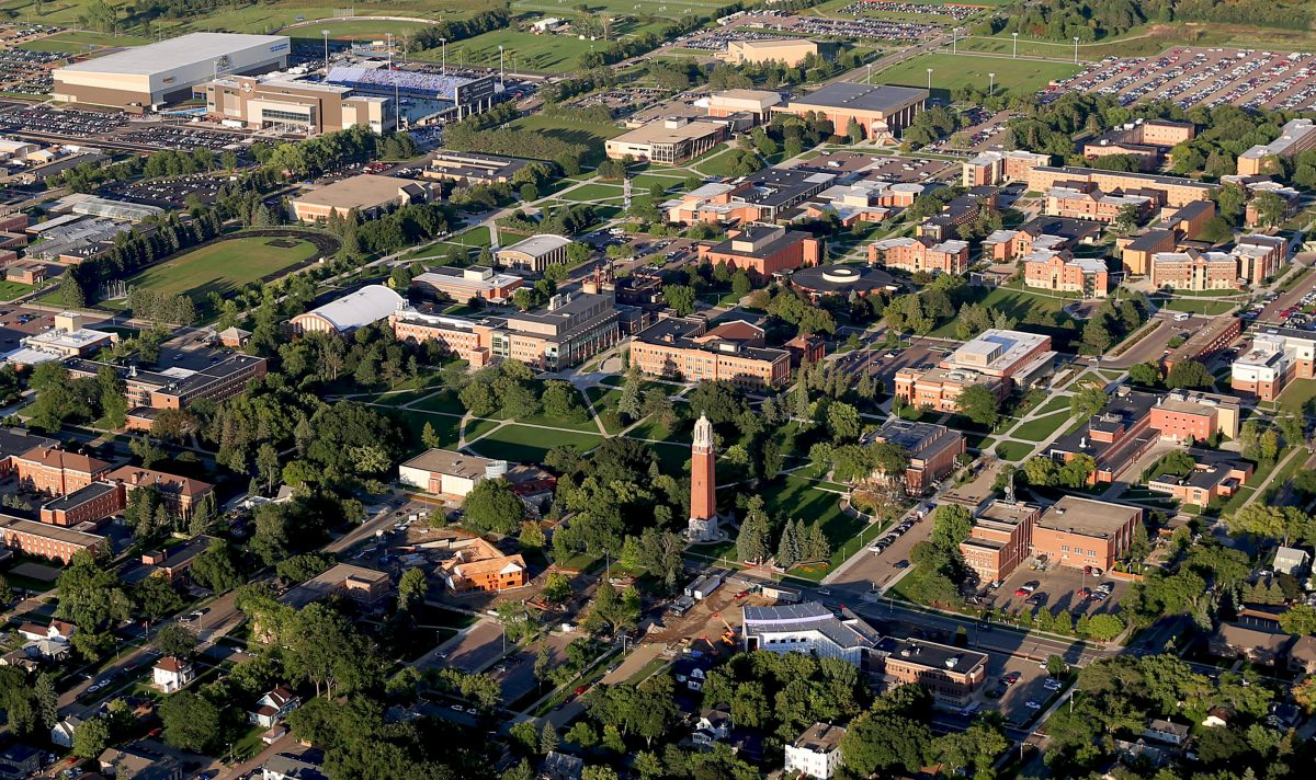 Top 10 Buildings You Need to Know at South Dakota State University