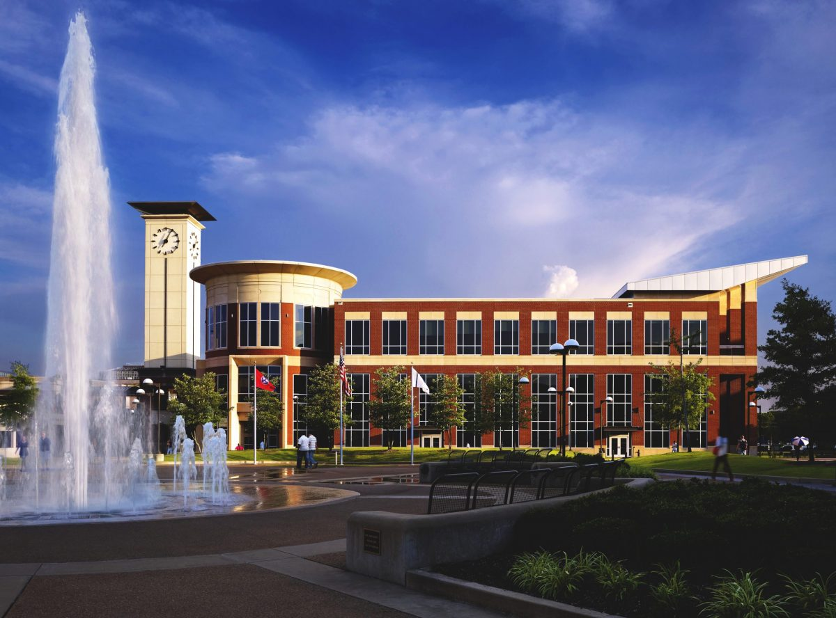 Top 10 Buildings You Need to Know at the University of Memphis