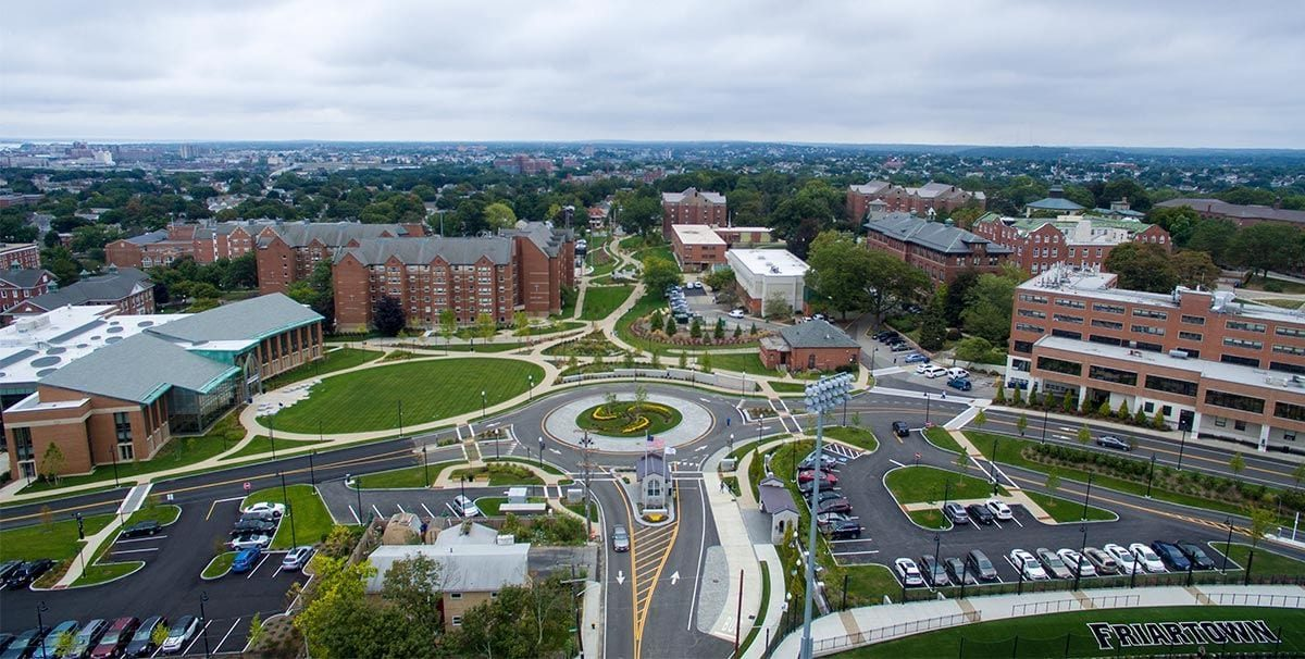 10 Buildings You Need to Know at Providence College