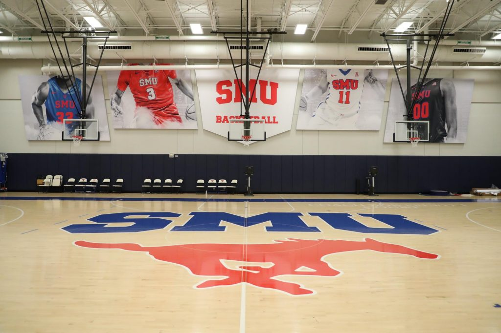 Crum Basketball Center at SMU