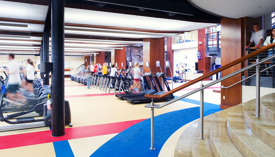 Dedman Center for Lifetime Sports at SMU