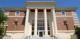The DeGolyer Library at SMU