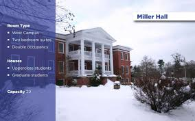 outside view of miller hall