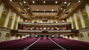 McFarlin Auditorium at SMU