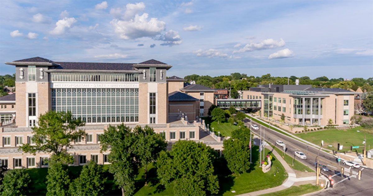 Top 10 Buildings You Should Know at Metropolitan State University