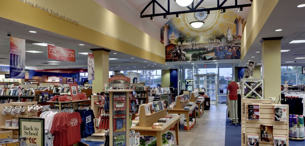 Southern Methodist University bookstore