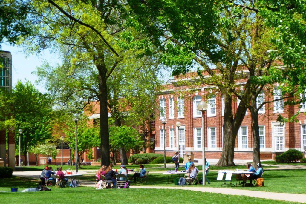 Baldwin Hall at Truman State University