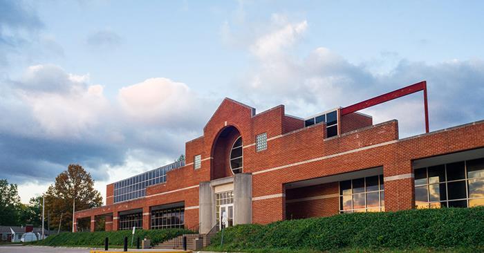 Barnett Hall at Truman State University