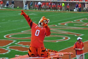 Top 10 Sports Teams at Clemson University